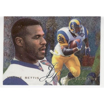 1995 Flair Preview Jerome Bettis Rams Steelers