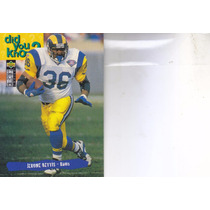 1995 Choice Dyk Jerome Bettis Rb Rams