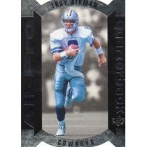 1995 Sp All Pro Die Cut Troy Aikman Dallas Cowboys