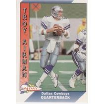 1991 Pacific Troy Aikman Dallas Cowboys