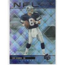1999 Upper Deck Hologrfx 24/7 Troy Aikman Dallas Cowboys