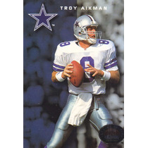 1993 Skybox Premum Troy Aikman Qb Cowboys