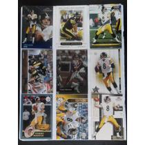 9 Tarj Tommy Maddox Steelers Lote 12