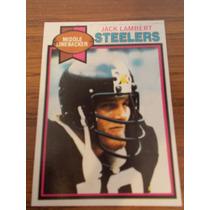 Jack Lambert Steelers
