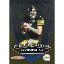 2005 Topps Total Award Winners Ben Roethlisberger Steelers
