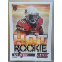 2014 Score Hot Rookies #hr47 John Brown Cardenales