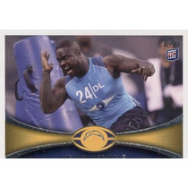 2012 Topps Melvin Ingram Rc San Diego Chargers