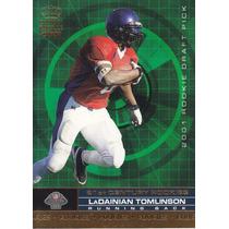 2001 Crown Royale 21st Century Rookies L Tomlinson Rb