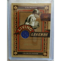 Charlie Joiner Tarj C Jersey Crown Royale 2010 Chargers