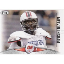 2012 Hit Melvin Ingram Rc San Diego Chargers