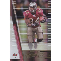2007 Absolute Mem Carnell Cadillac Williams Rb Buccs