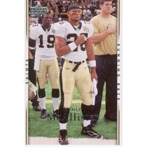 2007 Upper Deck Deuce Mcallister New Orleans Saints