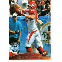 2009 Topps #306 Tony Gonzalez Pb Jefes De Kansas City