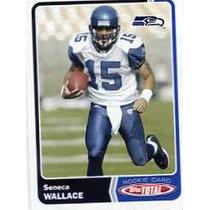 2003 Topps Total #515 Seneca Wallace Rc Halcones Marinos