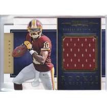 2012 Prominence Rookie Jersey Robert Griffin /299 Redskins