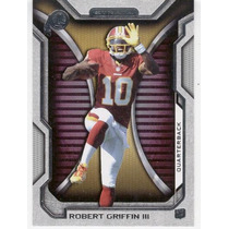 2012 Topps Strata Robert Griffin Iii Rc Washington Redskins