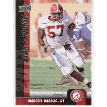 2011 Upper Deck Marcell Dareus Rookie