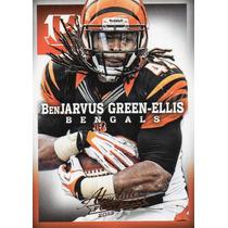 2013 Absolute Football Benjarvus Green- Ellis Bengals