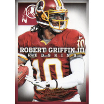 2013 Absolute Football Robert Griffin Washington Redskins Qb