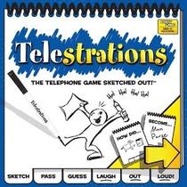 Telestrations 8 Jugador - The Original