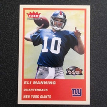 Eli Manning Rookie Card Tradition 2004 Giants Rnt $14dls