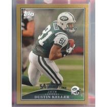 2009 Topps Gold #69 Dustin Keller Jets