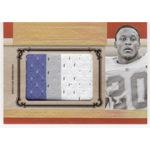 2007 Playoff Nt Timeline 3 Color Jersey Barry Sanders 22/25
