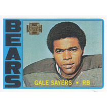 2001 Topps Archives Reprint Gale Sayers Rb Bears