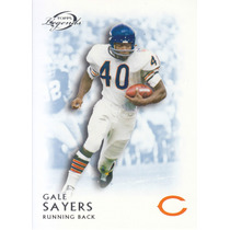 2011 Topps Legends Blue Thick Gale Sayers Rb Bears