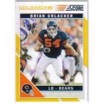 2011 Score Gold Zone #48 Brian Urlacher Osos De Chicago