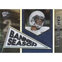 2011 Press Pass Banner Season Reflectors Cam Newton 131/299