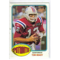 2013 Topps Archives #12 Tom Brady Patriotas