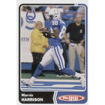 2003 Topps Total Marvin Harrison Indianapolis Colts