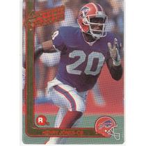 1991 Action Packed Rookie Update Henry Jones Bills