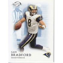 2011 Topps Legends Blue Thick Sam Braford Qb Rams