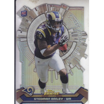 2013 Finest Atomic Refractor Rookie Stedman Bailey Wr Rams