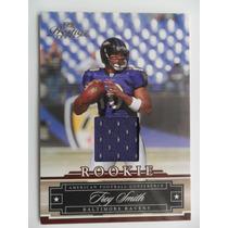 Troy Smith Tarj C Jsy Prestige Rc 2007 Ravens