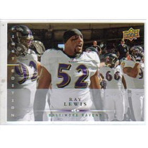 2008 Upper Deck First Edition #14 Ray Lewis Cuervos