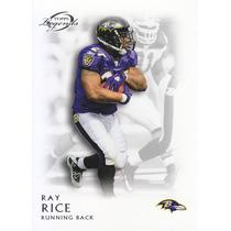 2011 Topps Legends Base Ray Rice Rb Ravens