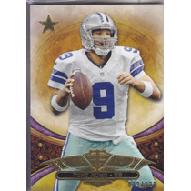 2013 Topps Triple Threads Tony Romo Qb Cowboys /320