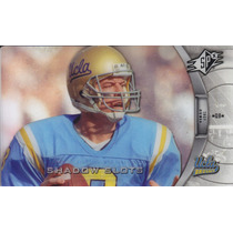 2012 Spx Shadow Slots Troy Aikman Pose 1 Ucla Bruins Cowboys