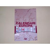 Calendario Ligas Europeas 2013-2014 Guerin Sportivo