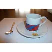 Barcelona Football Club Coffee Mug Taza 3 Oz Centenario 1997