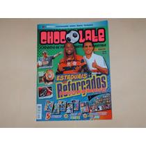Revista Chocolate Futbol Brasileño Editorial Panini
