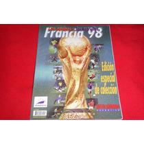 Mundial Francia 98 / Revista Especial De Coleccion