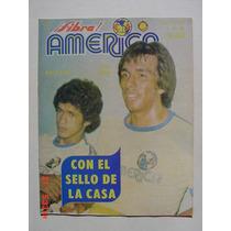 1978 Vinicio Bravo J. Garcia Revista De Futbol Fibra America