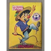 Colección 5 Comics Pósters Equipos Mundial Futbol México 86