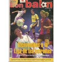 Revista La Liga De Las Estrellas España Don Balon