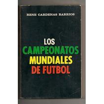 Libro Ilustrado Los Campeonatos Mundiales De Futbol 1970