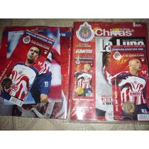Chivas Guadalajara 25 Monedas Coleccionador America Aguilas